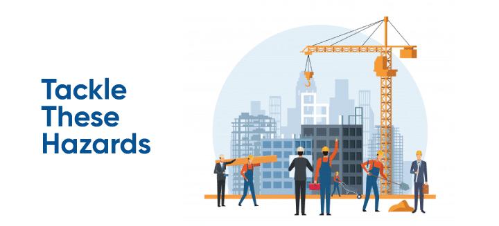 top working hazards, risks, and violations