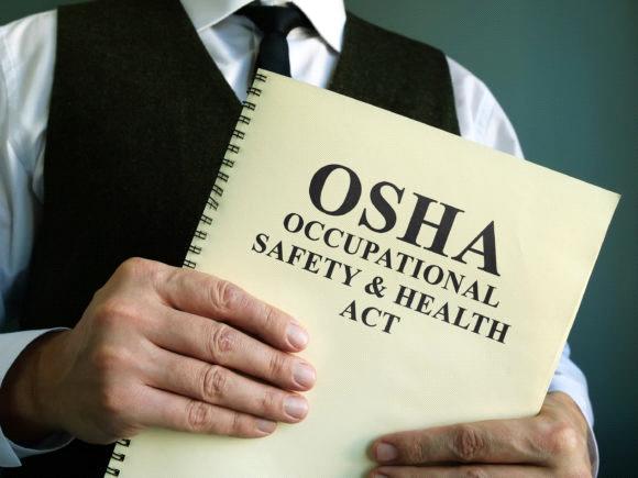 OSHA compliance Training