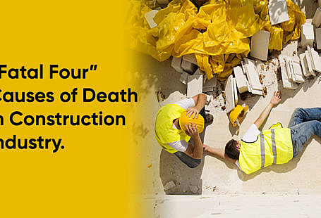 deaths in construction industry