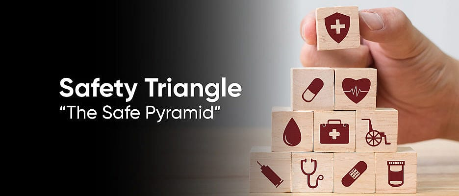 Safety Triangle - The Safe Pyramid