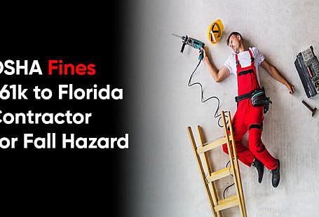 Construction Fall Hazard