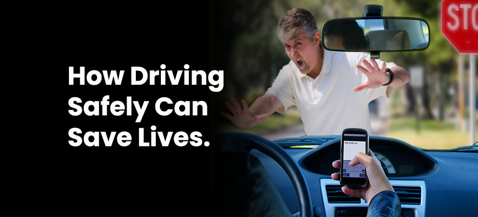 How Driving safely can save 38,000 lives in the USA each year.