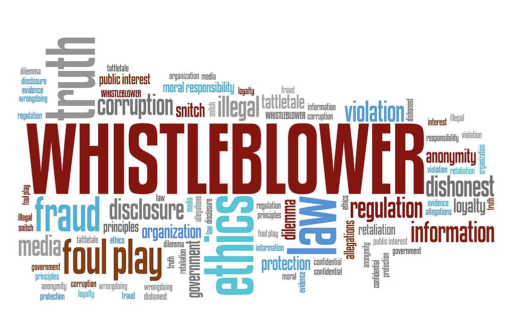 whistleblower program