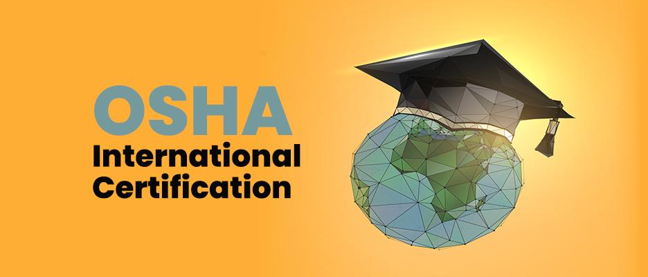 osha international certification