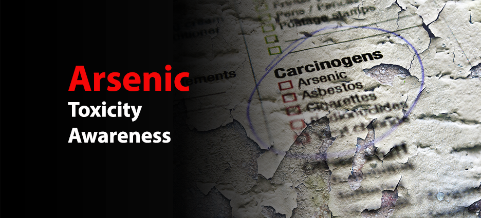 Arsenic Toxicity Awareness